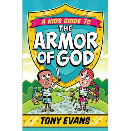 A Kid's Guide to the Armor of God - Armor Of God Crafts