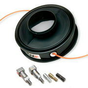 Genuine Echo SRM UNIVERSAL Echomatic Trimmer Bump Head w/ Adapters / Fits ALL SRM Straight Shaft Trimmers! 21560070