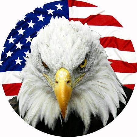 Philadelphia Eagles Tire Cover (Eagle 6 Spare Tire Cover)