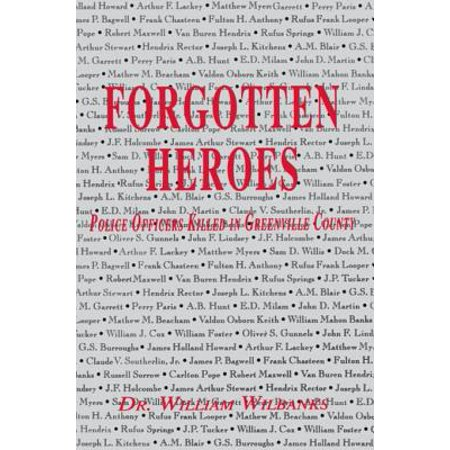 Forgotten Heroes of Greenville, SC - eBook - Party City Greenville Sc