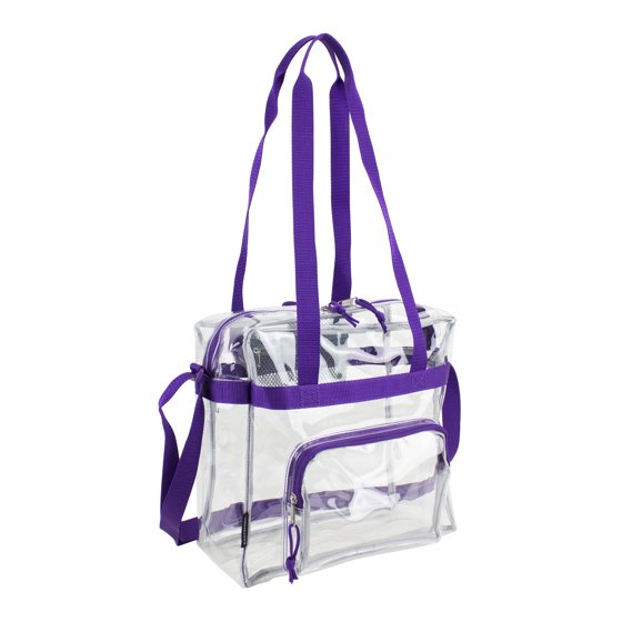 Eastsport Clear Stadium Approved Tote Walmart Com