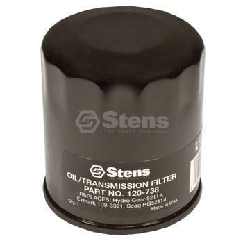 Transmission Filter / Exmark 109-3321 / Stens 120-738