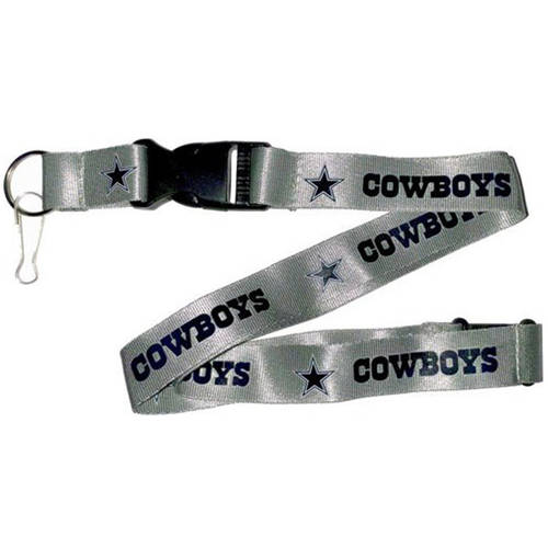 NFL Dallas Cowboys Original Team Lanyard Keychain