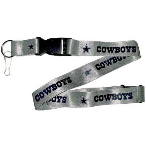 Aminco NFL Dallas Cowboys Original Team Lanyard Keychain