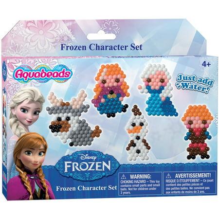 Aquabeads Disney Frozen Character Set Theme Refill