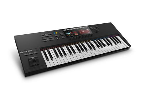 Native Instruments KOMPLETE KONTROL S49 Mk2 Keyboard MIDI Controller by Native Instruments