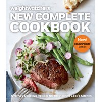 Weight Watchers New Complete Cookbook: Over 500 Delicious Recipes for the Healthy Cook's Kitchen (Hardcover)