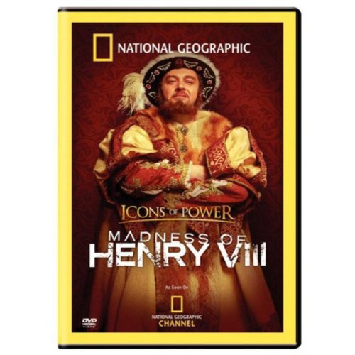 National Geographic: Icons Of Power - The Madness Of Henry The VIII (Widescreen)