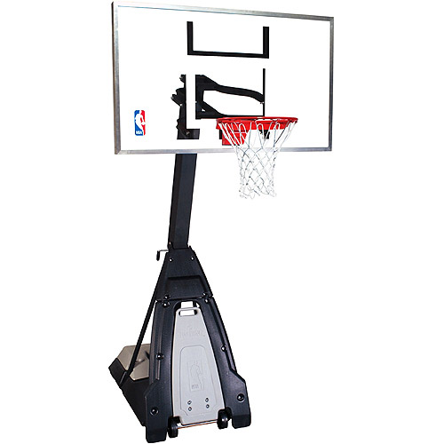The BEAST by Spalding 74560 60-Inch Portable Basketball System