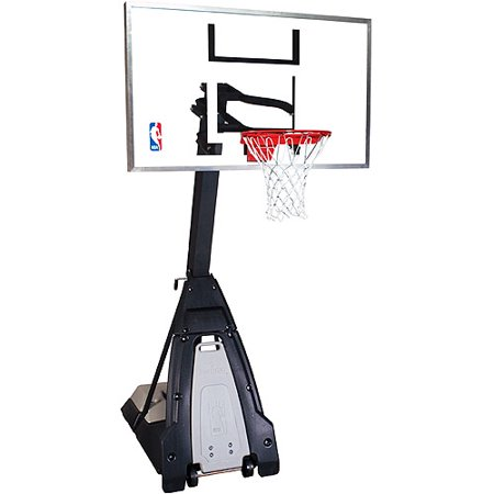 The Beast By Spalding 74560 60 Inch Portable Basketball System