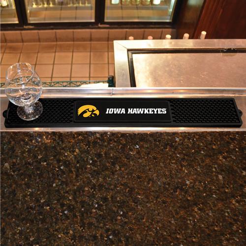 FanMats University of Iowa Drink Mat