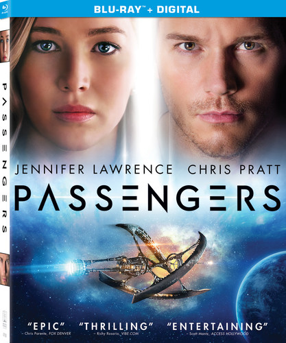 Passengers (Blu-ray) (VUDU Instawatch Included)