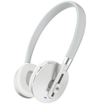 Motorola Moto Surround Wireless Earbuds Blue/Black Bluetooth Headset 89807n