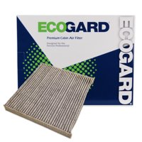 ECOGARD XC35519C Premium Cabin Air Filter with Activated Carbon Odor Eliminator Fits Acura MDX 2007-2019, TL 2004-2014, RDX 2007-2017, TSX 2004-2014, TLX 2015-2019, ILX 2013-2019, RL 2005-2012