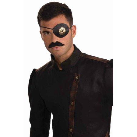 Steampunk Eye Patch Adult Costume Eyewear Accessory](Costume Eyewear)