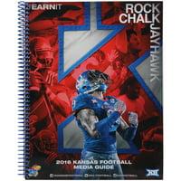 Kansas Jayhawks 2016 Football Media Guide - No Size