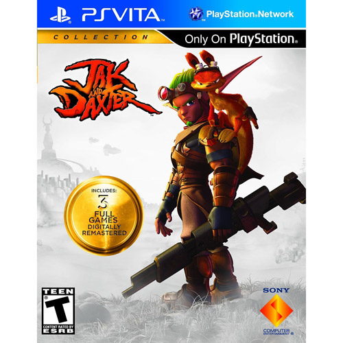 Jak & Daxter Collection (PSV)