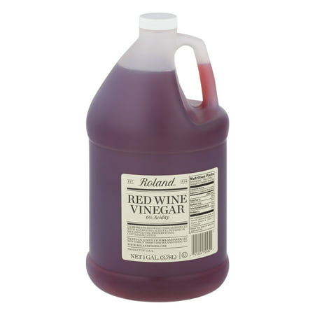 Roland Red Wine Vinegar, 1 - Round Red Wine