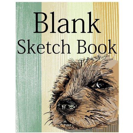 Blank Sketch Book by T.Michelle: Sketchpad /Drawing Pad, Blank Sketchbooks (Paperback)