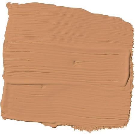 Saddle Tan, Orange & Copper, Paint and Primer, Glidden High Endurance Plus Interior