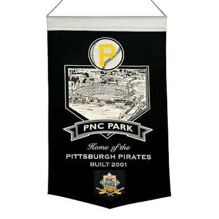 Pittsburgh Pirates Wool Stadium Banner   Pnc Park