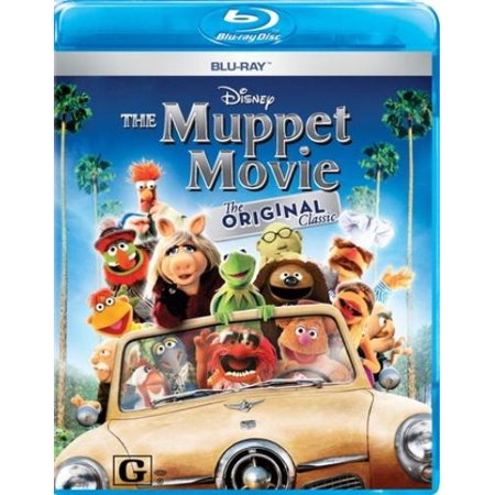 The Muppet Movie Blu-ray ()