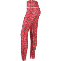 Stanford Cardinal ZooZatz Women's Stacked Mascot Leggings - Multi
