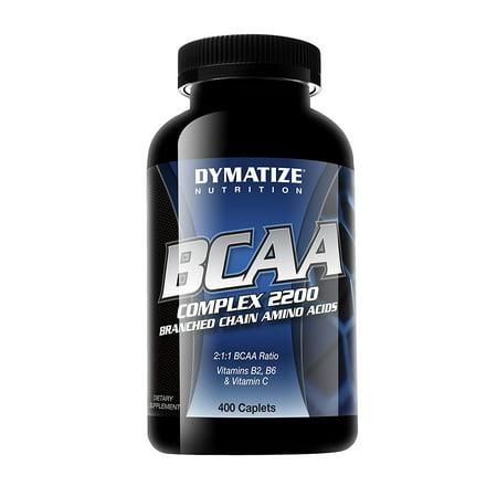 Dymatize BCAA Complex 2200 -- 400 Caplets