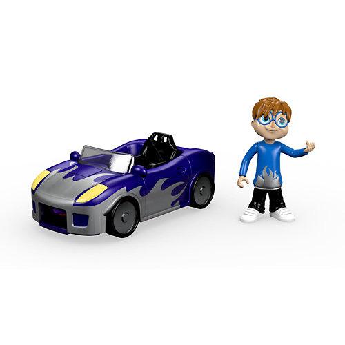 Alvin and the Chipmunks Super Skatin' Sportscar
