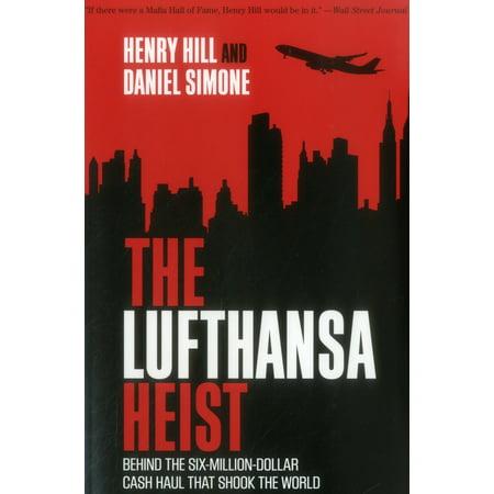 The Lufthansa Heist  Paperback