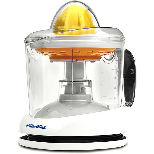 Black & Decker 1-Quart Citrus Mate Juicer