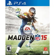 Electronic Arts MADDEN NFL 15 (PS4) - Pre-Owned