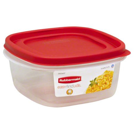 Rubbermaid Easy Find Lids Food Storage Container 15 Gallon