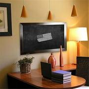 Rayne Mirrors B021896 American Made Silver Petite Blackboard & Chalkboard, 22 x 100 in.