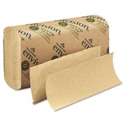 Georgia Pacific Envision Multi-Fold Hand Towels, Brown, 250 count, (Pack of 16) by Georgia Pacific