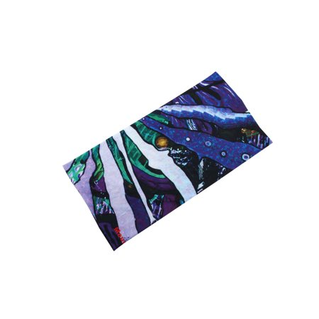 Adult Headwrap Outdoor Bicycle Cycling Headband Sport Scarf Purple - image 1 of 6