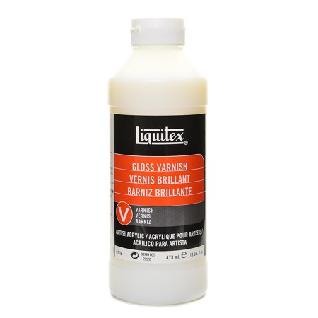 Liquitex Gloss Acrylic Varnish, 16 (Gloss Acrylic Varnish)