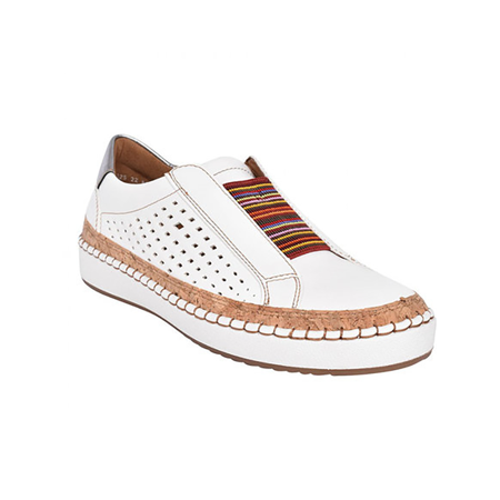 Women's Flats Hollow Round Toe Slip On Breathable Boat Shoes