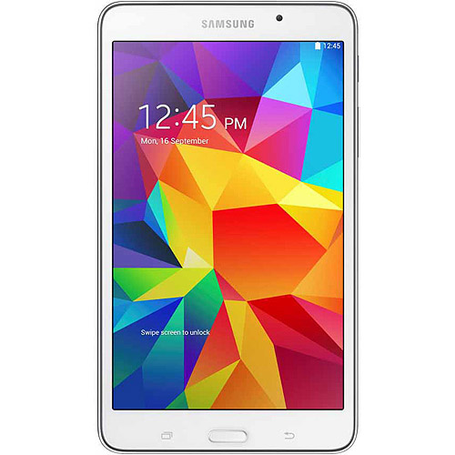 "Samsung Galaxy Tab 4 with WiFi 7.0"" Touchscreen Tablet PC Featuring Android 4.4.2 (KitKat) Operating System"