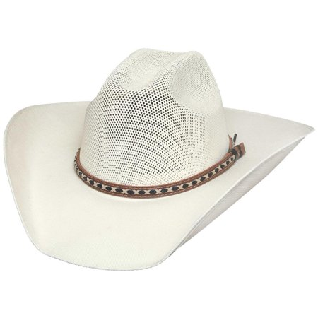 New Bullhide Hats Quick Draw 10x Natural Cowboy Hat Walmartcom