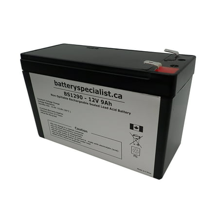 Zap py 3 Pro 12V 9Ah Scooter Battery - image 2 of 2