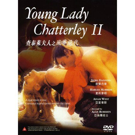 Young Lady Chatterley, Vol. 2 (Sybil Danning Halloween)