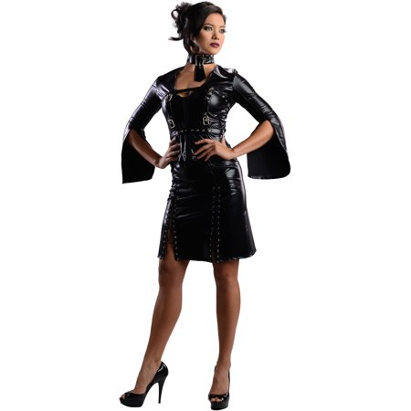 Womens Adult  Dominatrix Catwoman Dominique Savage Costume (Halloween Catwoman Ideas)