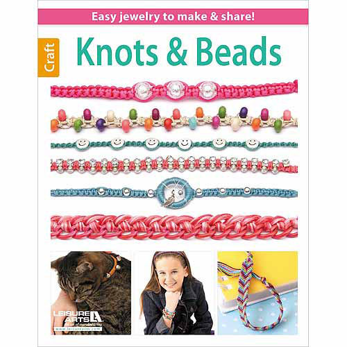Leisure Arts, Knots and Beads