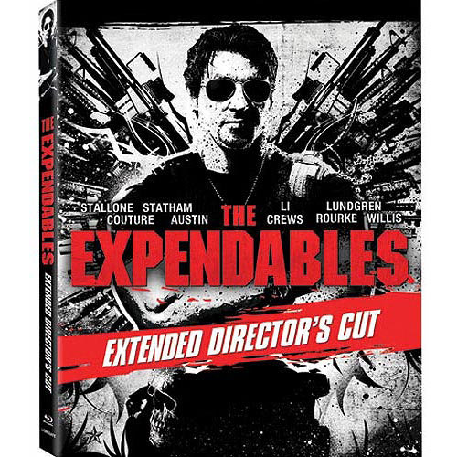 The Expendables (Blu-ray) (Extended Cut) (With INSTAWATCH) (Widescreen)