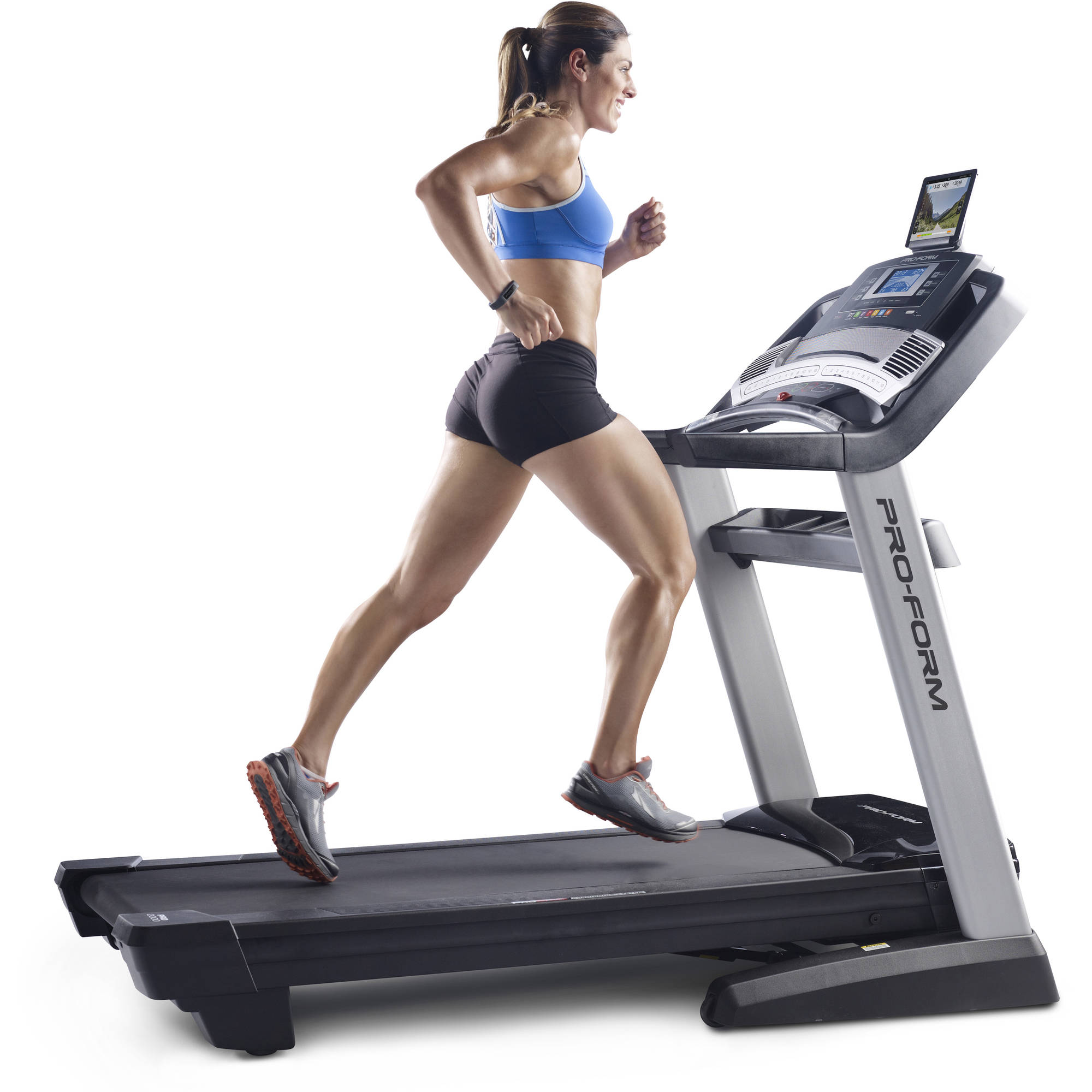 ProForm Pro 2000 Folding Treadmill with Incline, Decline, and Workout Fans
