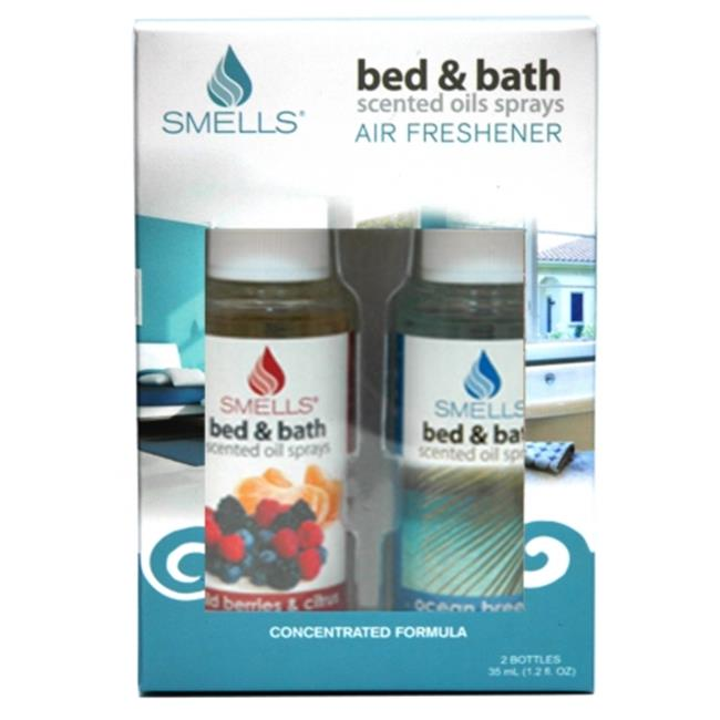 Smells Inc 22002 Smells Bed&Bath Air Freshener Kit