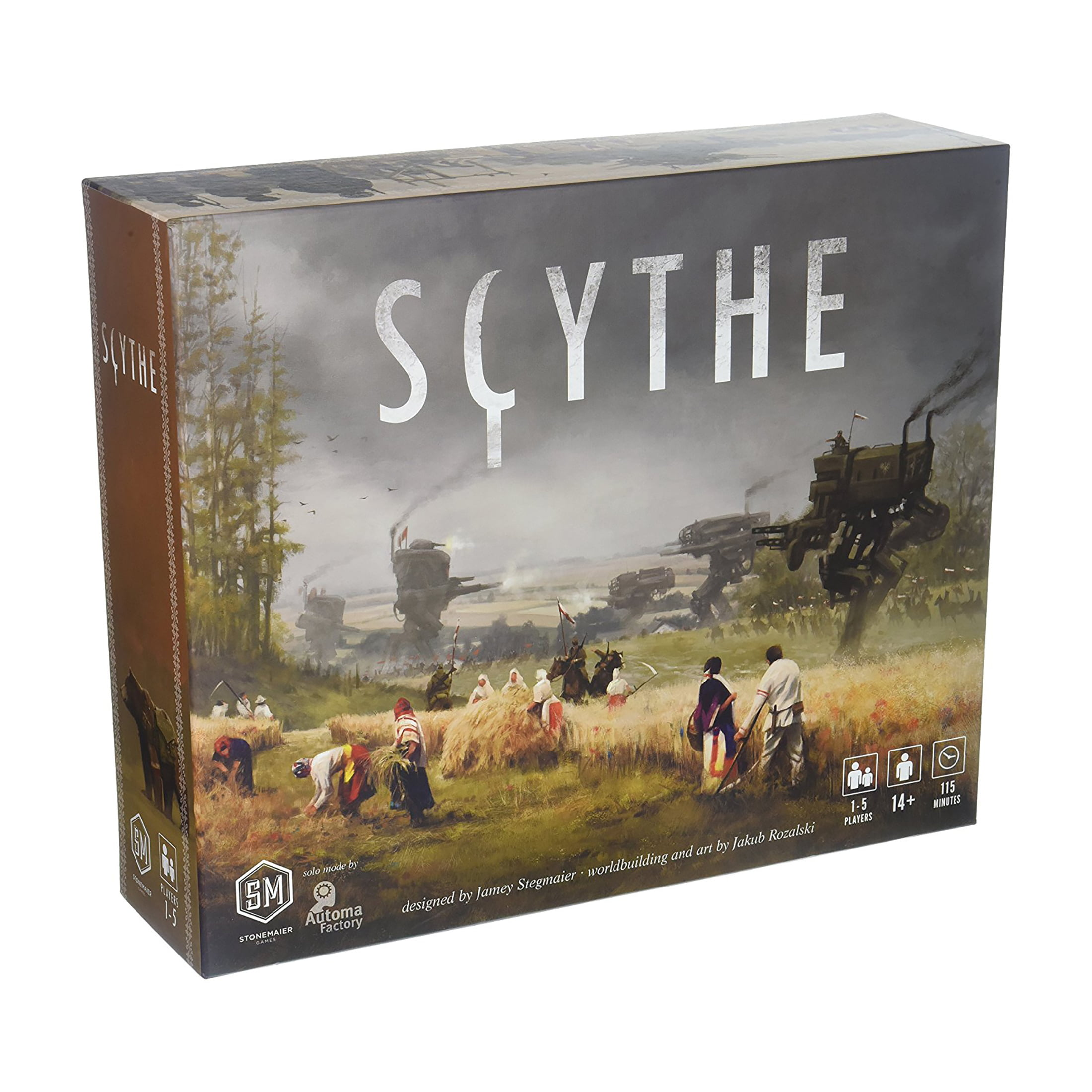 Greater Than Games Scythe Board Game by Greater Than Games