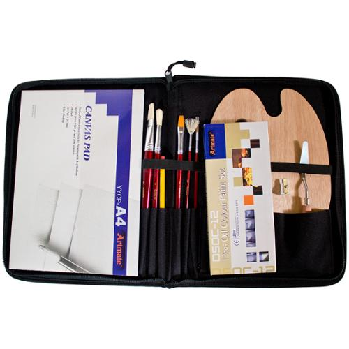 Martin Universal Design Museum Complete Acrylic Media Art Kit