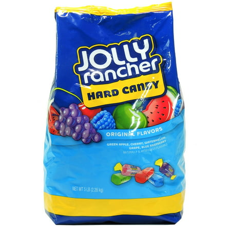 JOLLY RANCHER Hard Candy Assortment, 5 Pound](Jolly Rancher Candy)